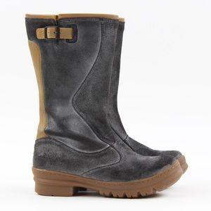 Keen Willamette Women's Leather Winter Boots